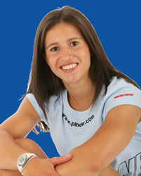 Anna Hemmings - Four Times World Kayak Champion - Sports Massage client