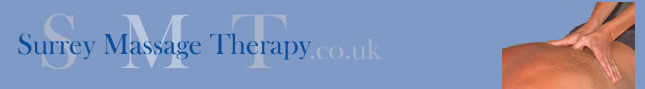 Surrey Massage Therapy - Personal Training Neromuscular Therapy and Sports Massage Therapy by Rebecca Collins DipPT IIST